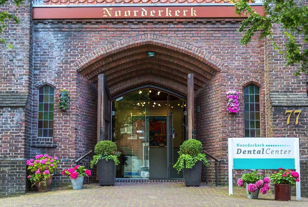 Noorderkerk Skinplan locatie