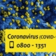 Covid-19 instructies kliniek